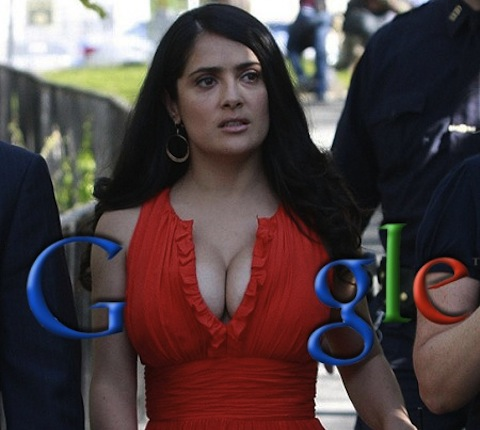 The best Google logo to have ever not been a Google logo.