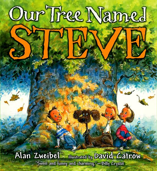 Saffron Tree: Our Tree Named Steve