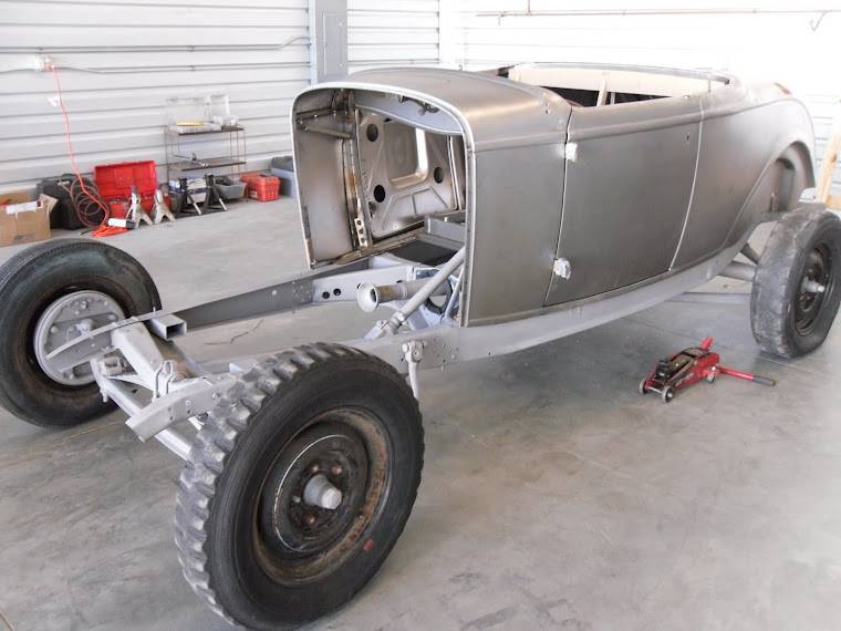 So You Want To Build A 32 Ford Roadster How To Replace