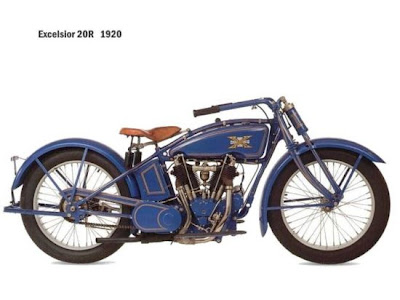 moto 4 Motorcycles from history (1911 1930)