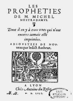 propheties Nostradamus   The Biography