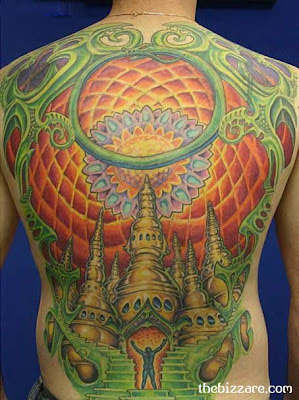 25  Cool Tattoo Paintings