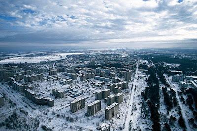 Chernobyl 25 Aniversario (La ciudad fantasma) - página 1 - Noticias ...