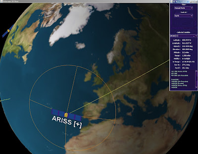 Ham Radio: NOAA-15, AO-51, VO-52 & ISS In Range With The Latest