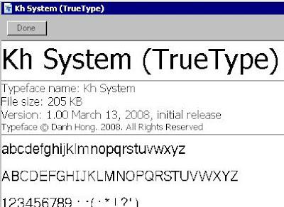 Khmer Unicode works now with Adobe CS3 - OSIFY