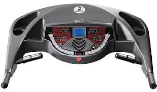Horizon T71 Treadmill Console