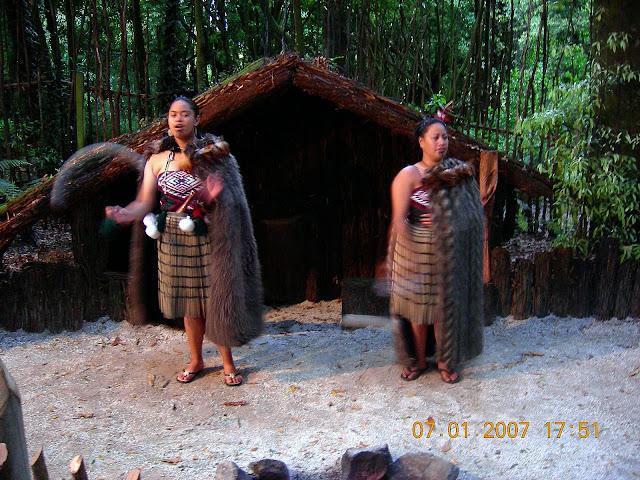 Maori Tapu: Tamaki Māori Village 1