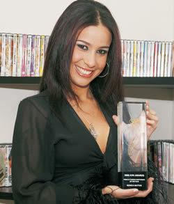 Resultado de imagem para Monica Mattos - Female Performer Of The Year