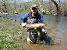 Western NY Fly fishing
