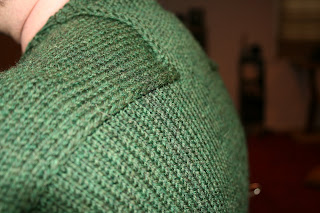 Knit Jones S S Seamless Hybrid Sweater