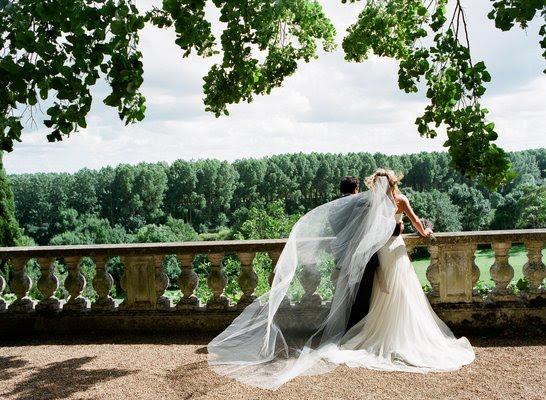 Elegant French Countryside Wedding: The Wedding Mall: Real Wedding: French Countryside Wedding