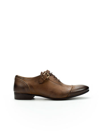 Gentleman Style: Zara Men's Shoes Fall 2010