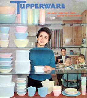 The Estate of Things chooses Tupperware