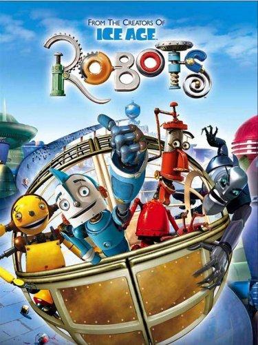 Baixar Filme Robôs - Dublado