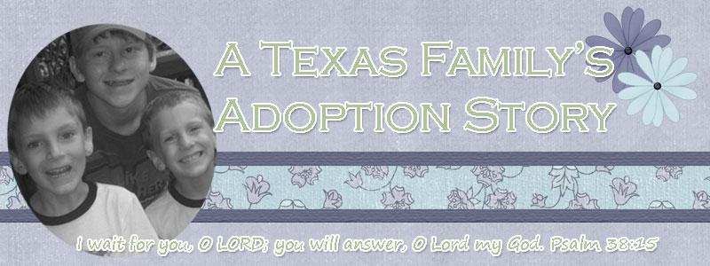 Texas Adoptive Family