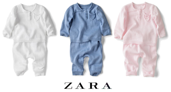 High Heels and Nappies: Zara baby basics...