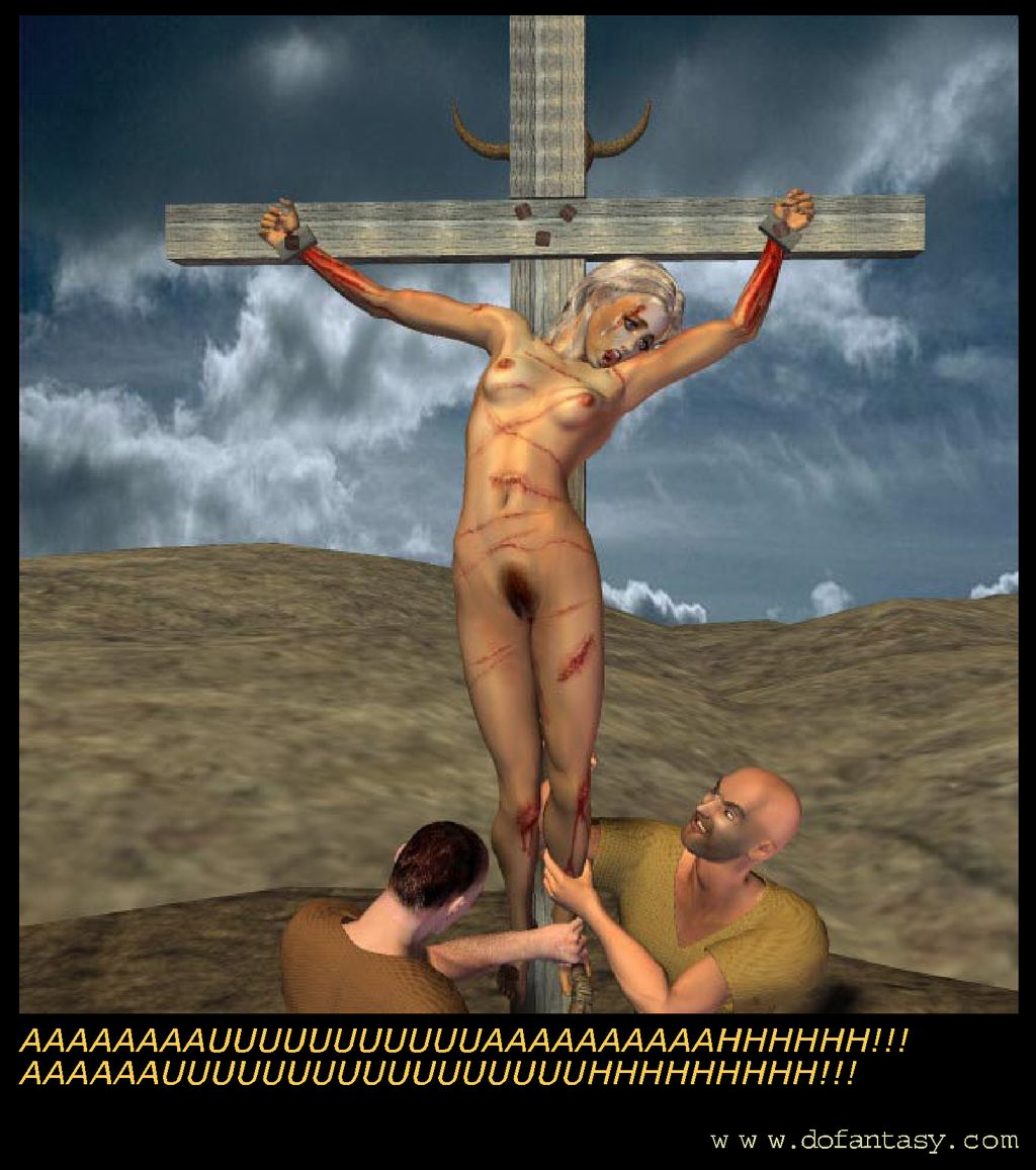 Bdsm crucifixion female story doing here?