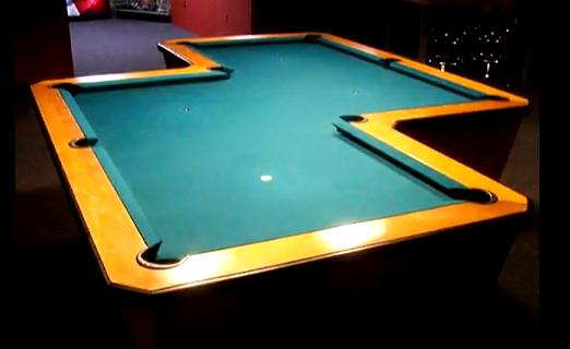 15 Creative Pool Tables 1 Design Per Day