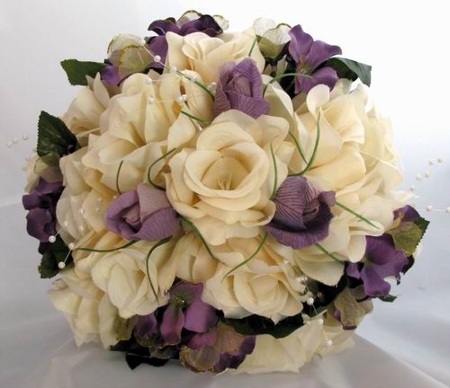 Gold Wedding Flowers: Detail Diva Events: So You Are Thinking Of A Purple & Gold