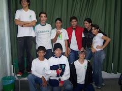 Grupo Jovens Cidadãos 2008