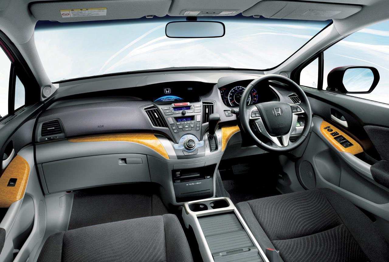 Zuyus Auto: JDM Honda Odyssey