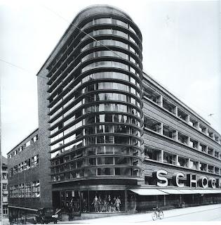 arquitectura historia personaje de la semana erich mendelsohn el primer gran arquitecto moderno. Black Bedroom Furniture Sets. Home Design Ideas