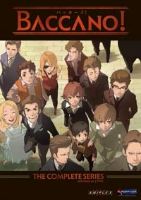 a library girl s familiar diversions baccano the complete series
