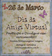Dia da amiga virtual