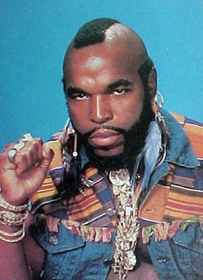 Mr. T hairstyle