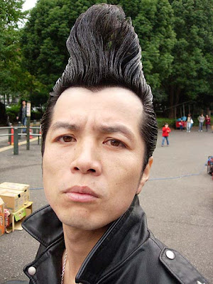 Japanese Punk Rock Haircuts For Men Hairstyles Highlight