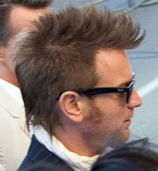 Men's Faux-Hawk Hairstyle