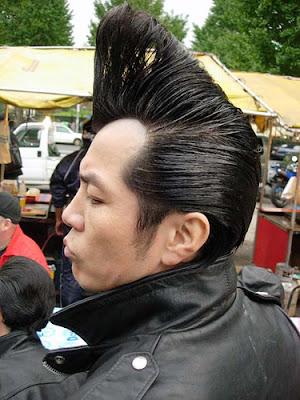 Miraculous Rockabilly Psychobilly Amp Pompadour Hairstyles Cool Men39S Hair Short Hairstyles Gunalazisus