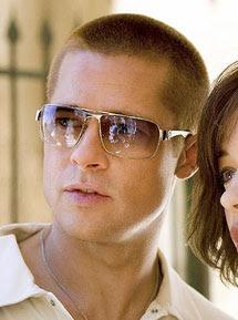Brad Pitt Cool Haircut 2010