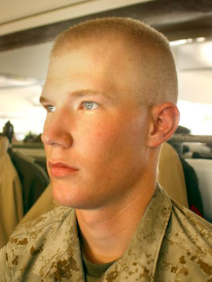 Cool Military haircuts for men