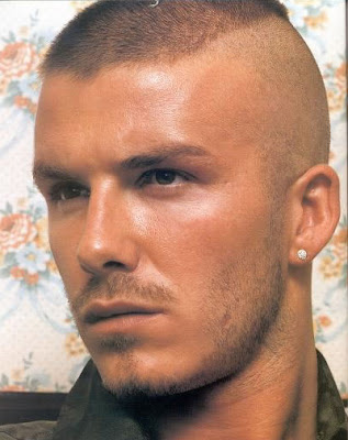 2010 Men's HairStyle: David Beckham Crew Cut Hairstyle Pictures haircuts