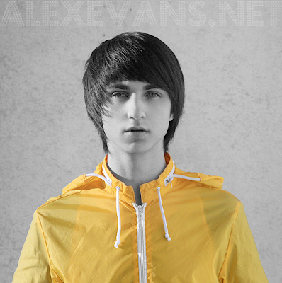 Alex Evans Emo Hair - emo hairstyle for boys