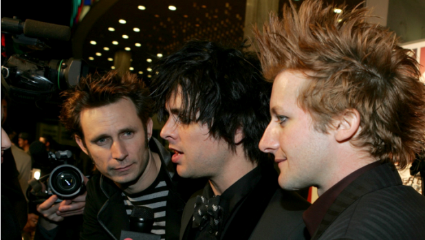 IDIOT GREEN DAY