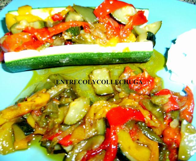 La cocina plural pisto mas pistos y fritada aragonesa for Cocina aragonesa zaragoza
