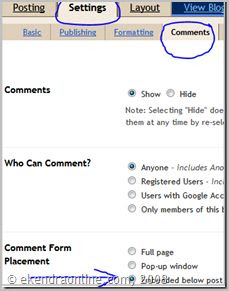 How to embed Comment Form in Blogger Blog? Comment Form Beneath Your Post