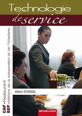 Cap restaurant technologie de service kilien stengel for Referentiel cap cuisine