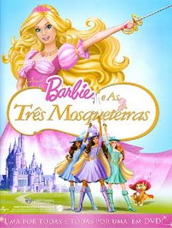 Baixar Filme Barbie e as Três Mosqueteiras - Dublado