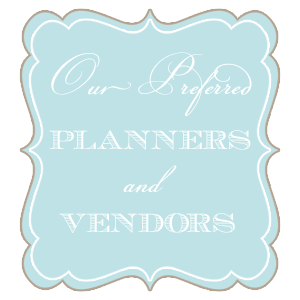 Planners and Vendors