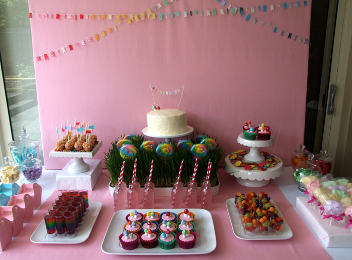 Holiday Dessert Table Ideas | The Malley's Blog |Sweet Treats Party Table