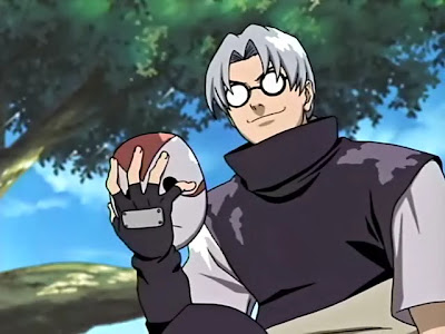 Kabuto Yakushi Anime