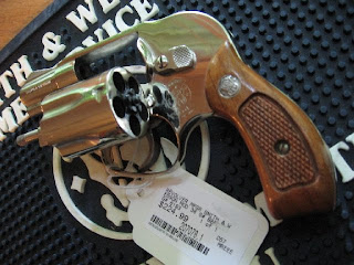 smith and wesson 357 magnum occasion