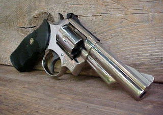 Xavier Thoughts: The Smith & Wesson Model 19 Combat Magnum