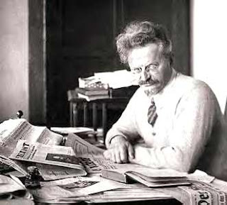 Trotsky Quoted