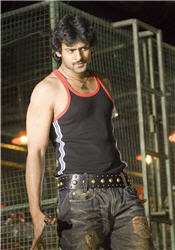 Prabhas coming up with a new film titled raju