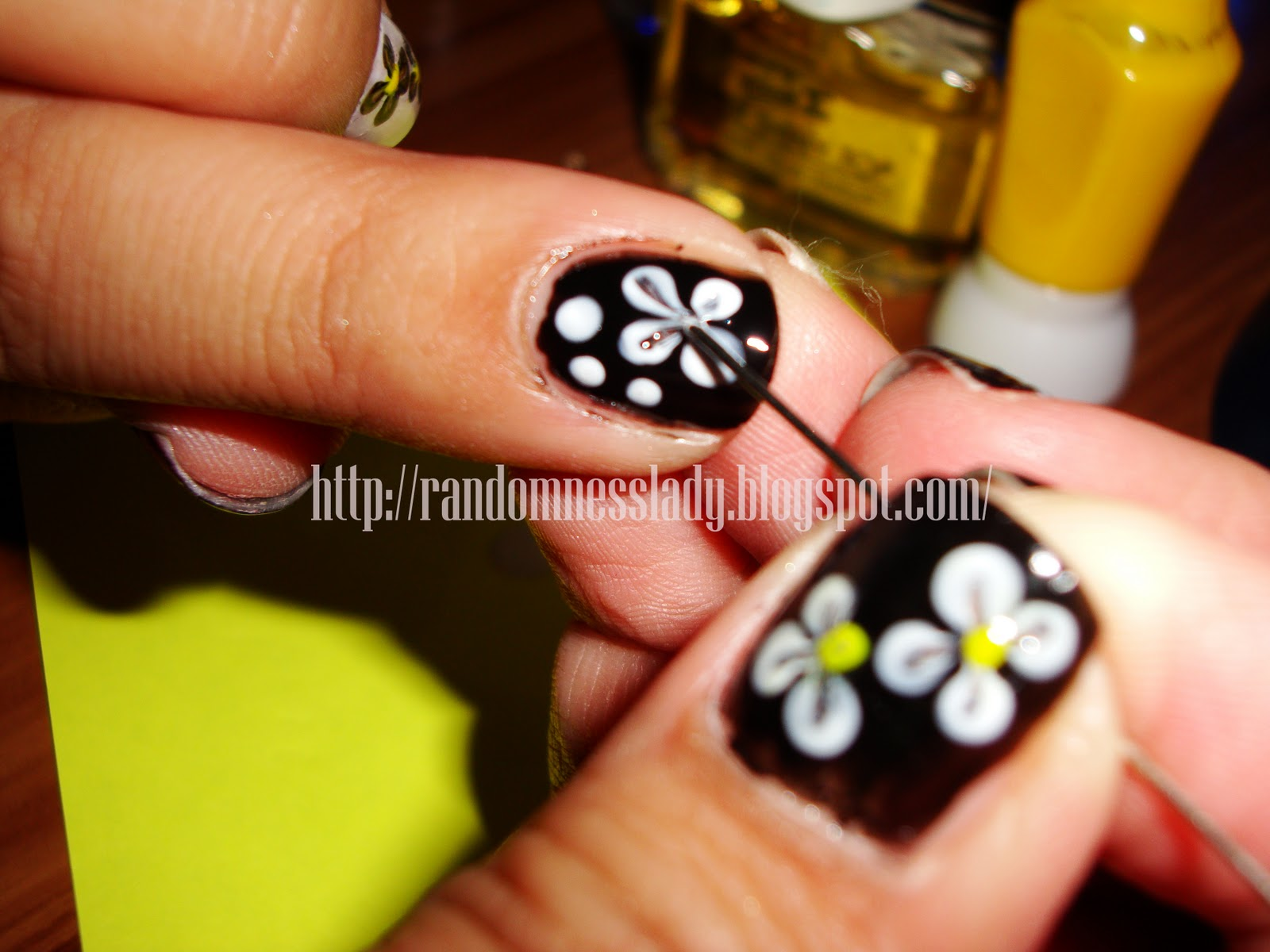 Maxresdefault How To Do Nail Art With Toothpick Using Your Pin 5 Easy Designs Only