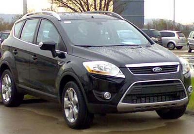 ford kuga bij lancering slechts n motorvariant. Black Bedroom Furniture Sets. Home Design Ideas